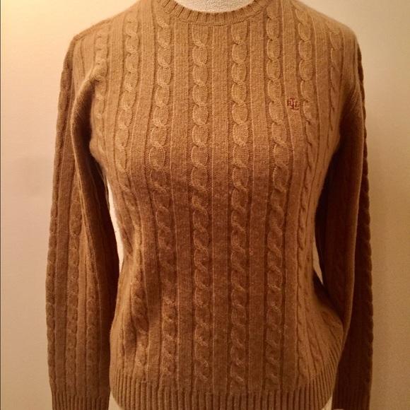 a39960197f201 Ralph Lauren Sweaters | Luxurious Cashmere Sweater | Poshmark