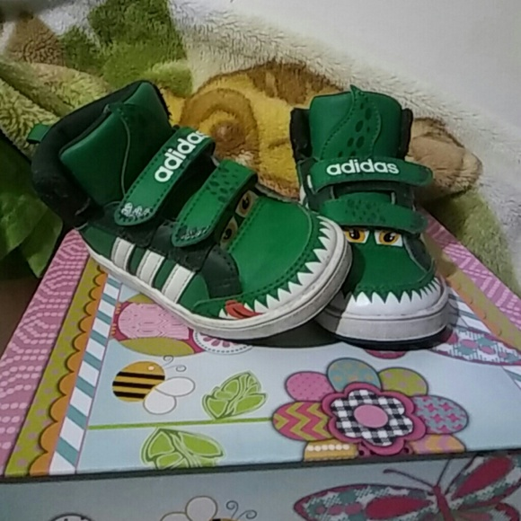 toddler boys adidas trainers