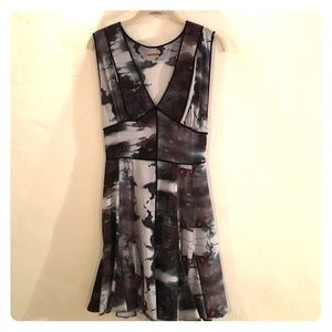 Rebecca Minkoff Watercolor Dress