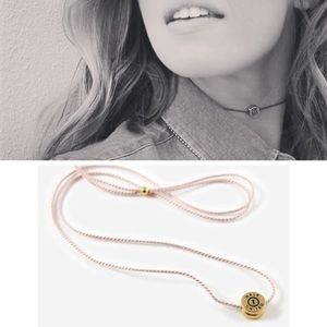 Half United Jewelry - ✨ Sale!✨ Good Cause Bullet Choker Necklace in Pink