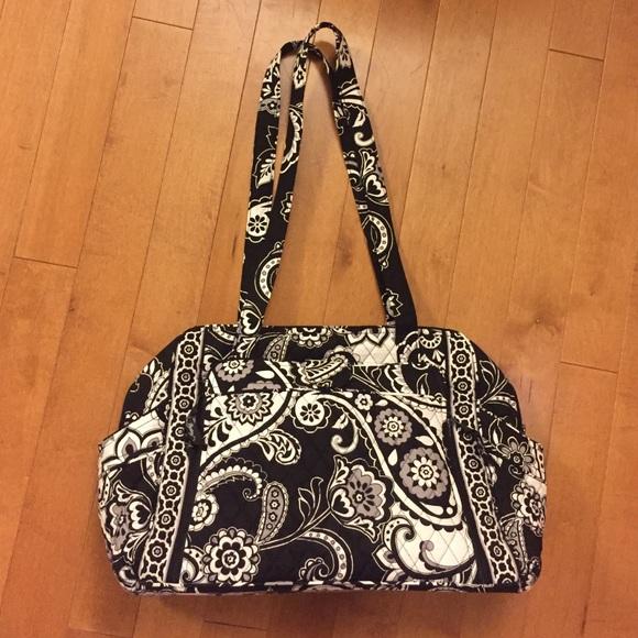 Vera Bradley Diaper Bag - Midnight Paisley. M 57e1e6085c12f89a0c038533 23083e2638e3d