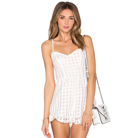 ef587606f69d Gabriella Romper by Lovers + Friends
