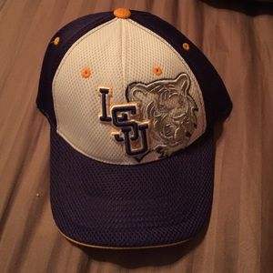 Top of the World Other - LSU tigers hat