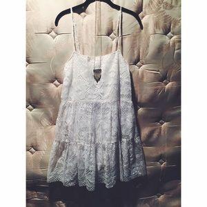 NWT Urban Renewal Lace Dress