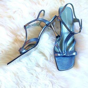 Sigerson Morrison Shoes - 🦄SALE🦄Sigerson Morrison Periwinkle Kitten Heel
