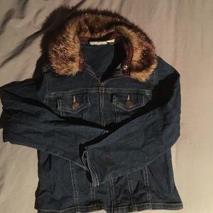 Little Mass Other - Girls denim jacket