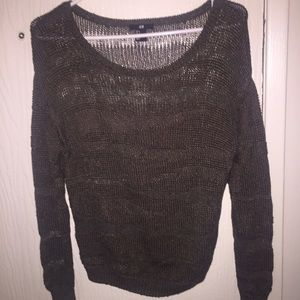 H&M Sweaters - H&M olive color sweater