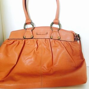 Axcess Handbags - Faux Leather Bag