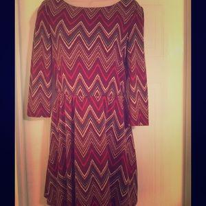 Very beautiful knee length dress
