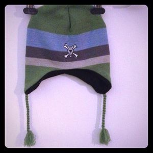 Scooby Doo Other - Scobby Doo green striped beanie. OS,NWOT