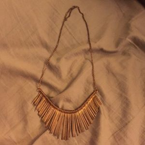 Jewelry - Fringe necklace