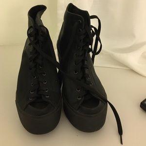 Topshop Shoes - TOPSHOP PLATFORMS