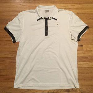 J. Lindeberg Other - J.Lindeberg white men's golf polo shirt - XL