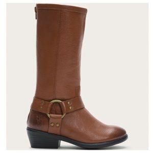 On Sale New Frye Harness Boot Whiskey | Poshmark