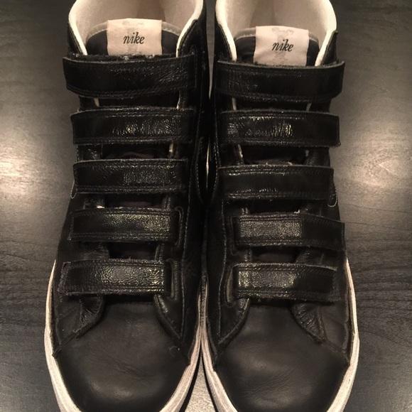 Nike Shoes   Nike Mens Velcro High Tops