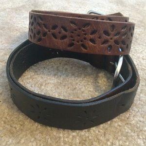 Accessories - Set of 2 belts