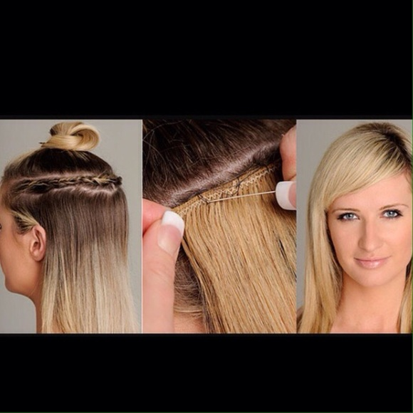 Accessories Human Hair Weave Weft Extensions 22 Inch 1 Bag Poshmark