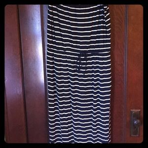 J Crew maxi dress