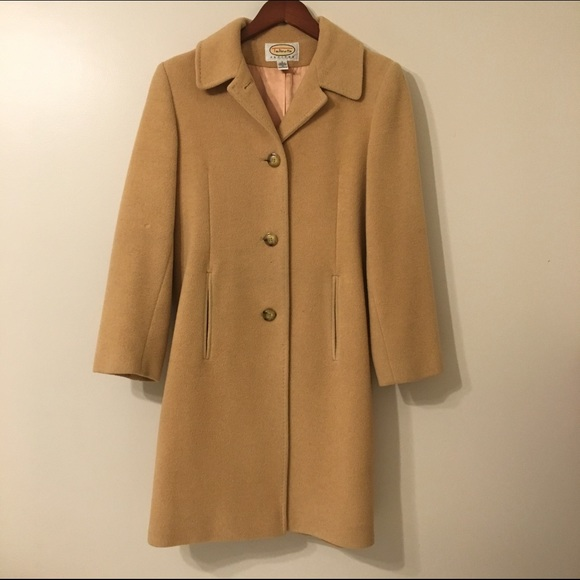 Talbots - Camel Colored Winter Coat from Cynthia's closet