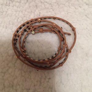 Henri bendel wrap bracelet!!