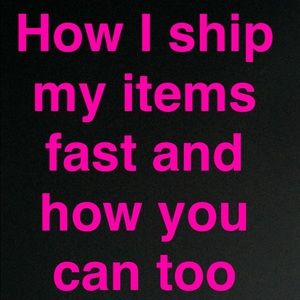 Tips and tricks on shipping