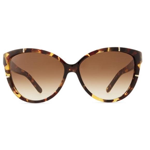 9b7199f4ae7 Chloe Accessories - Chloe cat eye sunglasses in tortoise