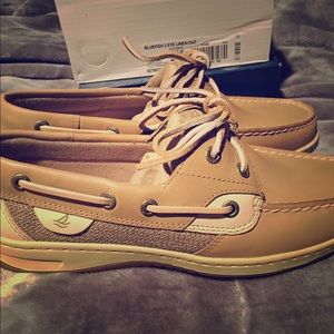 Sperry Top-Sider Bluefish - brand new!