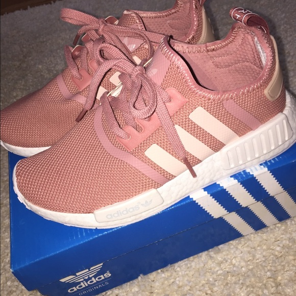 39a6e0f009b Adidas Shoes - Adidas NMD 1 in pink