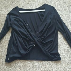 Fabletics Tops - NWT Open Back Fabletics Switchback Top