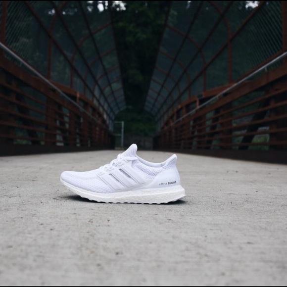 Adidas De Ultra Impulsar Hombre Blanco 9.5 jserch