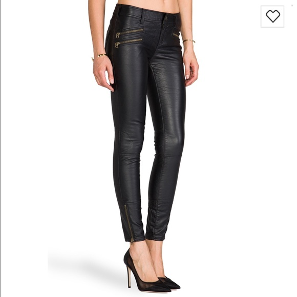 f41d873a721514 Free people faux leather pants with zipper detail.  M_57e2b40968027865b500c956