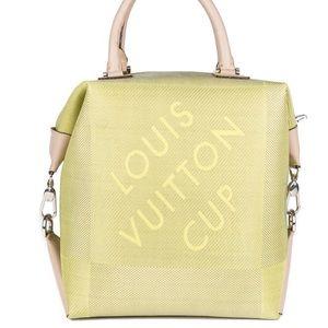 Louis Vuitton Cube Tote