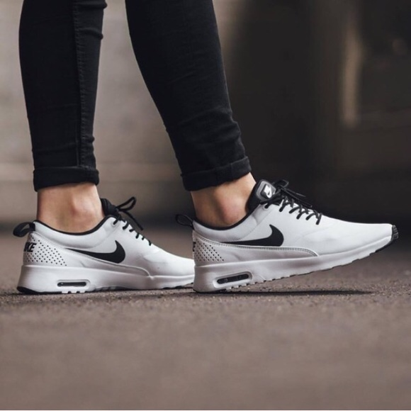 Nike Shoes | Air Max Thea Sneakers | Poshmark