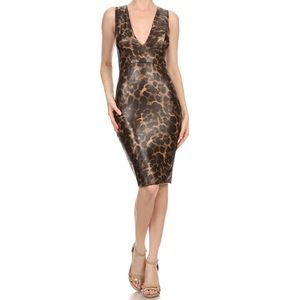 Prowl Bodycon Dress