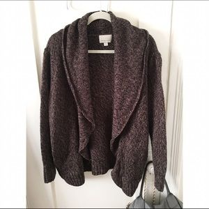 Sweaters - Super Cozy Chic Shawl-Neck Cardigan