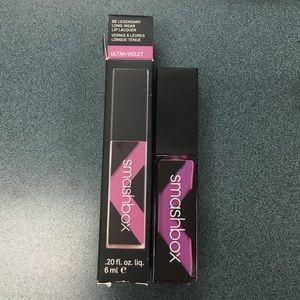 Smashbox Other - Smashbox Ultra Violet Lip Color