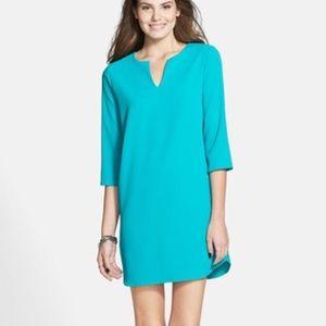Everly Dresses & Skirts - 🆕 Everly Turquoise Shift Dress. Size xsmall