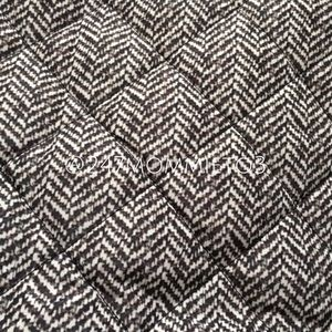 Infinity Raine Herringbone Quilted Puffer Vest From