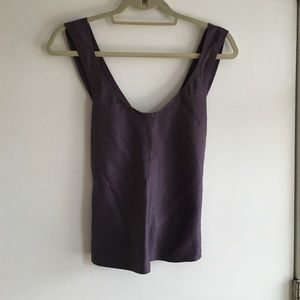 NEW!!! Wilfred- Mistral blouse- Plum- XS