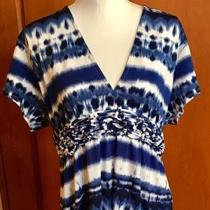 Macy's Dresses & Skirts - 💖Macy's Dotti Polyester Tye-Dyed Dress💖