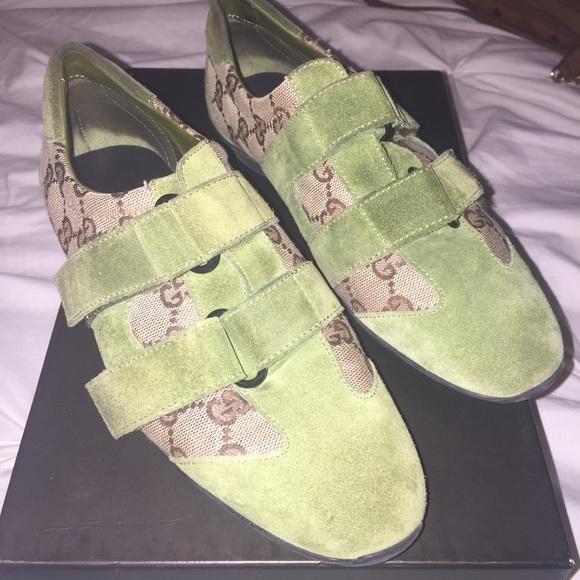 7712d4c7e Gucci Shoes | Vintage Sneakers | Poshmark