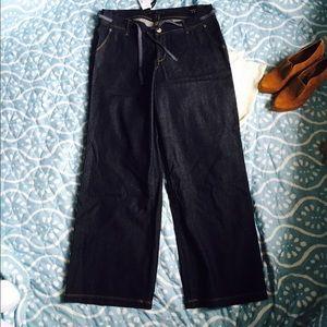Venezia Denim - Great wide leg jeans