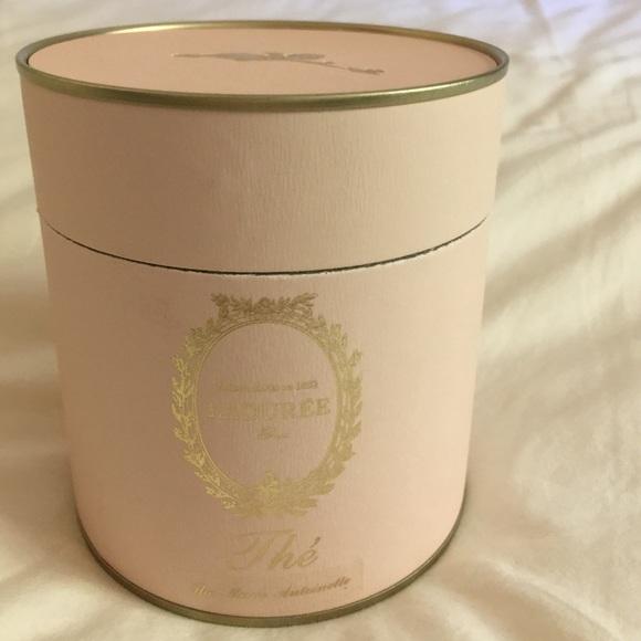 Laduree Marie Antoinette tea box