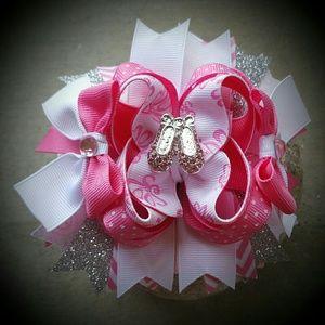 Accessories - Ballerina Hair Bow