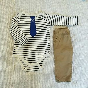 Carter's Other - Boys Onesie  6-9 Month