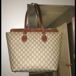 Gucci Bags Gg Supreme Tote