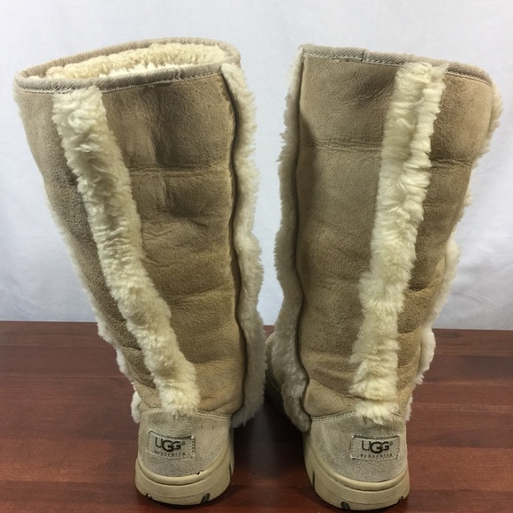 ugg sunburst tall size 8