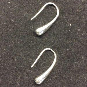 77ef4fc1f Jewelry | Simple No Fuss Elegance Sterling Silver Earrings | Poshmark