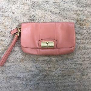 Coach Handbags - Coach clutch