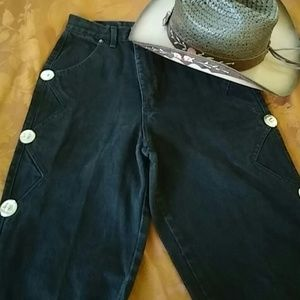 RoughRider by Circle T Denim - Vintage high waisted riding jeans